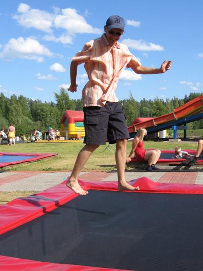 Tommi Puuhamaassa 13.07.2006