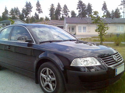 Volkswagen Passat '04 2.0