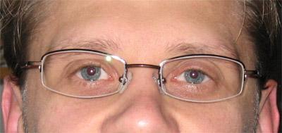 Uudet silmälasit.