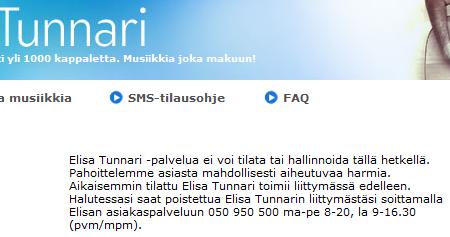 Elisan Tunnari