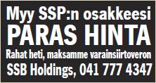 SSB Holdings